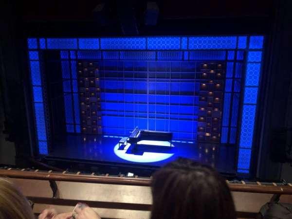 Stephen Sondheim Theatre, secção: Mezzanine C, fila: BB, lugar: 106