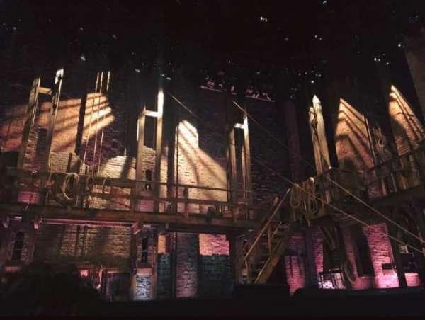 Richard Rodgers Theatre, secção: Orchestra C, fila: A, lugar: 112
