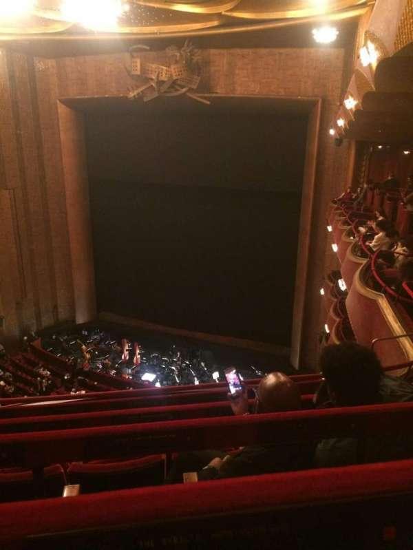 Metropolitan Opera House - Lincoln Center, secção: Balcony, fila: D, lugar: 28