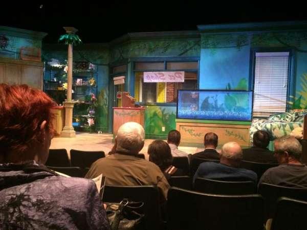 The Clurman Theater, secção: Orch, fila: E, lugar: 4