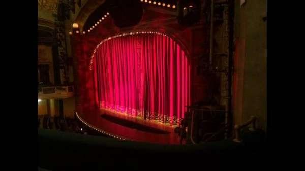 Shubert Theatre, secção: Mezzanine R, fila: C, lugar: 28