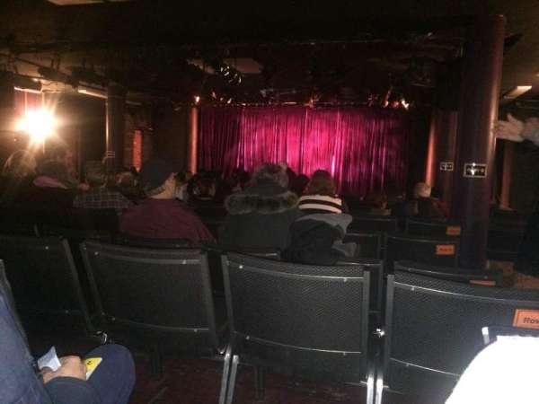 St. Luke's Theatre, secção: ORCH, fila: K, lugar: 12