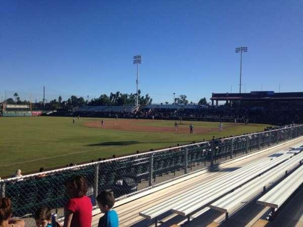 Scottsdale Stadium, secção: H, fila: 6, lugar: 6