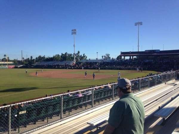 Scottsdale Stadium, secção: G, fila: 6, lugar: 6