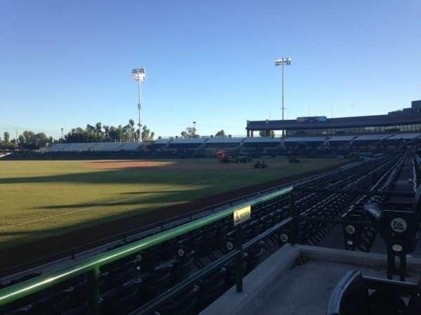 Scottsdale Stadium, secção: 129, fila: WC, lugar: 3