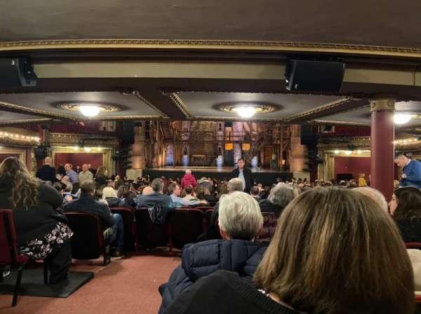 CIBC Theatre, secção: Orchestra C, fila: ZZ, lugar: 112