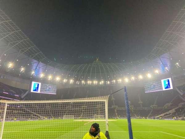 Tottenham Hotspur Stadium, secção: 112, fila: 3, lugar: 362