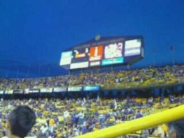 Tiger Stadium, secção: 201