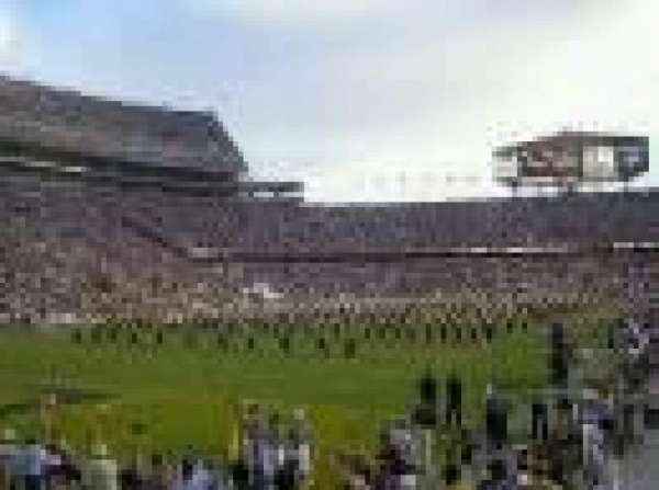 Tiger Stadium, secção: 401