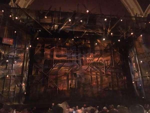 Broadway Theatre - 53rd Street, secção: Orchestra C, fila: O, lugar: 113