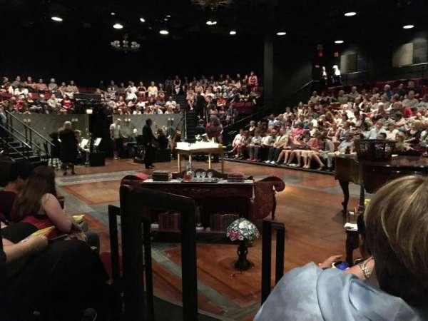Circle in the Square Theatre, secção: ORCH, fila: C, lugar: 113