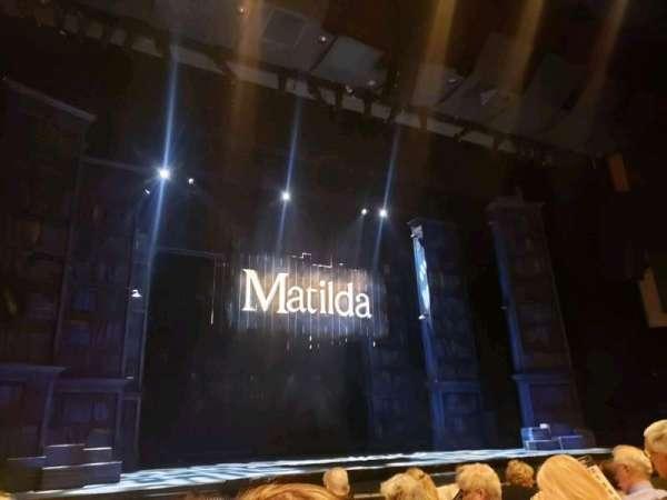 La Mirada Theatre for the Performing Arts, secção: Orchestra, fila: G, lugar: 30,31