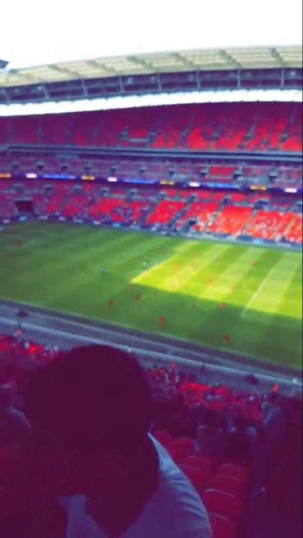 Wembley Stadium, secção: 520