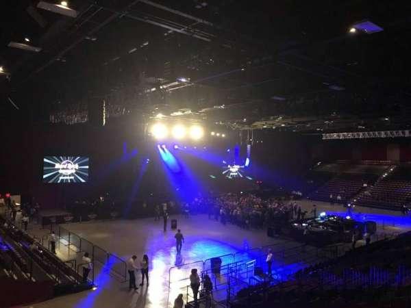 Hard Rock Live at Etess Arena, secção: 311, fila: G, lugar: 11