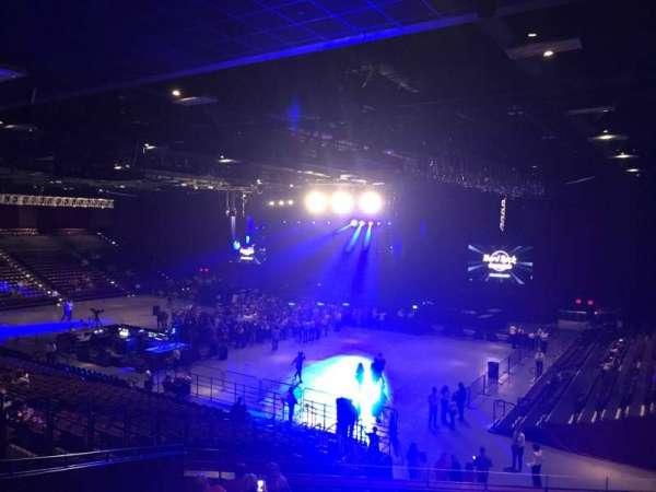Hard Rock Live at Etess Arena, secção: 304, fila: I, lugar: 31