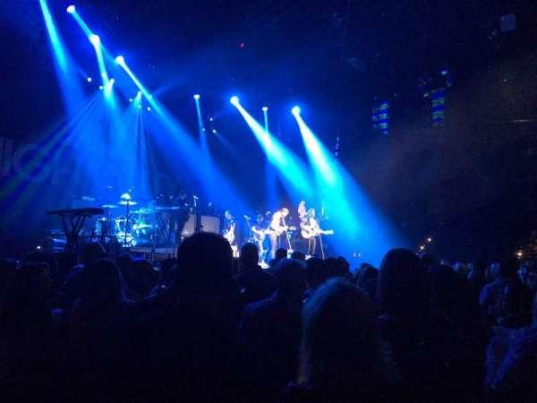 Hard Rock Live at Etess Arena, secção: Floor