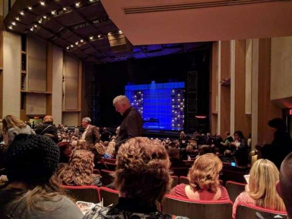 Sacramento Community Center Theater, secção: Orch, fila: T, lugar: 2