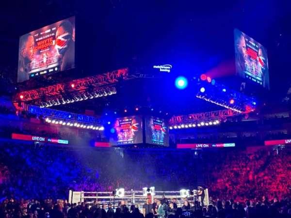 The O2 Arena, secção: 101, fila: D, lugar: 30