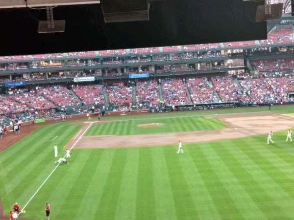 Busch Stadium, secção: RJ1, fila: C, lugar: 1