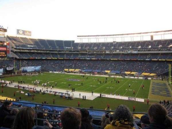 San Diego Stadium, secção: C12