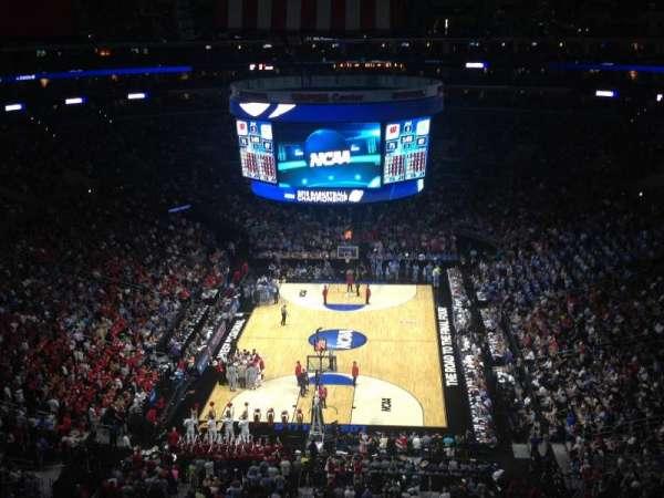 Staples Center, secção: 326, fila: 6, lugar: 8
