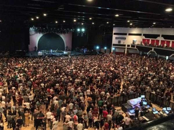 Motorpoint Arena Cardiff, secção: Balcony 2, fila: A, lugar: 50