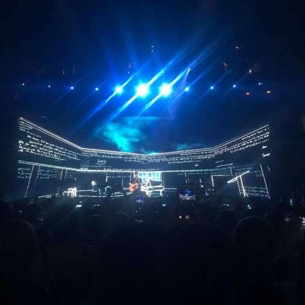 TD Garden, secção: Floor E, fila: 11, lugar: 5