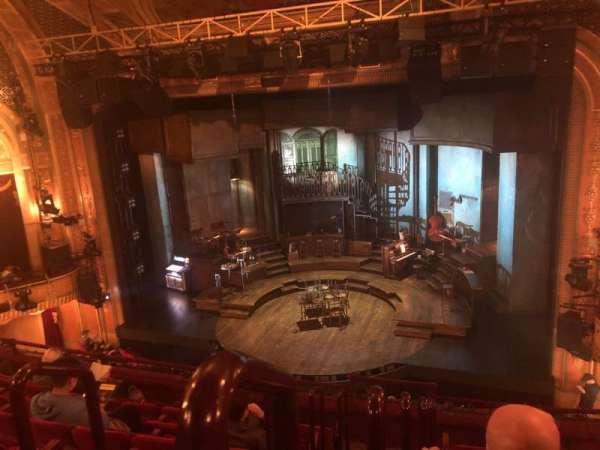 Walter Kerr Theatre, secção: MEZZ, fila: G, lugar: 2