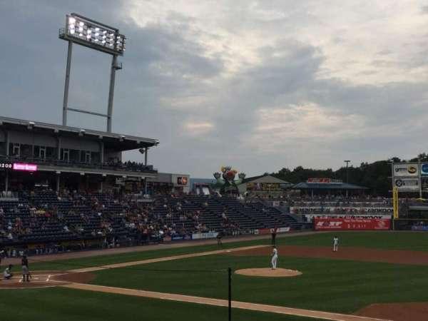 PNC Field, secção: 15, fila: 13, lugar: 16