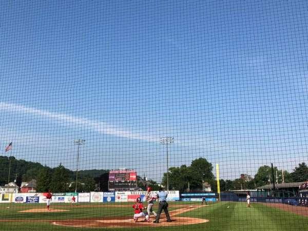 BB&T Ballpark at Historic Bowman Field, secção: J, fila: E, lugar: 2