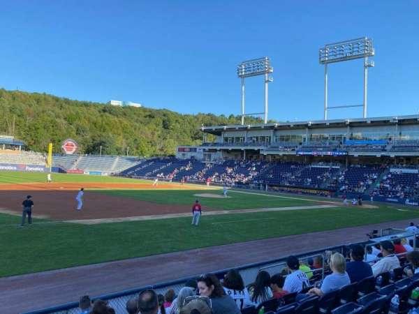PNC Field, secção: 28, fila: 8, lugar: 15