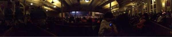 Ryman Auditorium, secção: MF-6, fila: X, lugar: 9