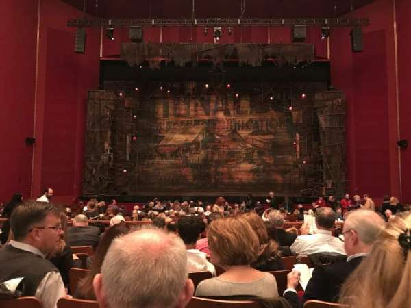 The Kennedy Center Opera House, secção: Orchestra, fila: X, lugar: 113