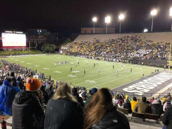 Vanderbilt Stadium, secção: I, fila: 31, lugar: 23