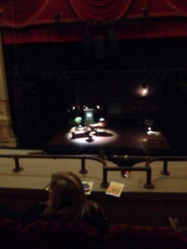 Nederlander Theatre (Chicago), secção: LOGE C, fila: C, lugar: 310