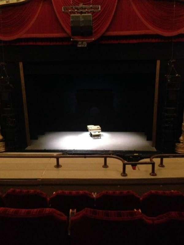 Nederlander Theatre (Chicago), secção: LOGE C, fila: D, lugar: 309