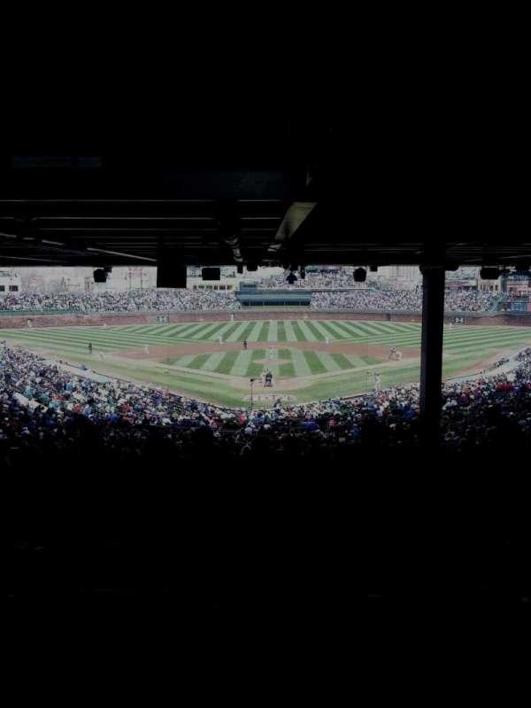 Wrigley Field, secção: 217, fila: 21, lugar: 7