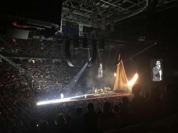 Scotiabank Arena, secção: 119, fila: 24, lugar: 24