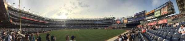 Yankee Stadium, secção: 104, fila: 12, lugar: 23