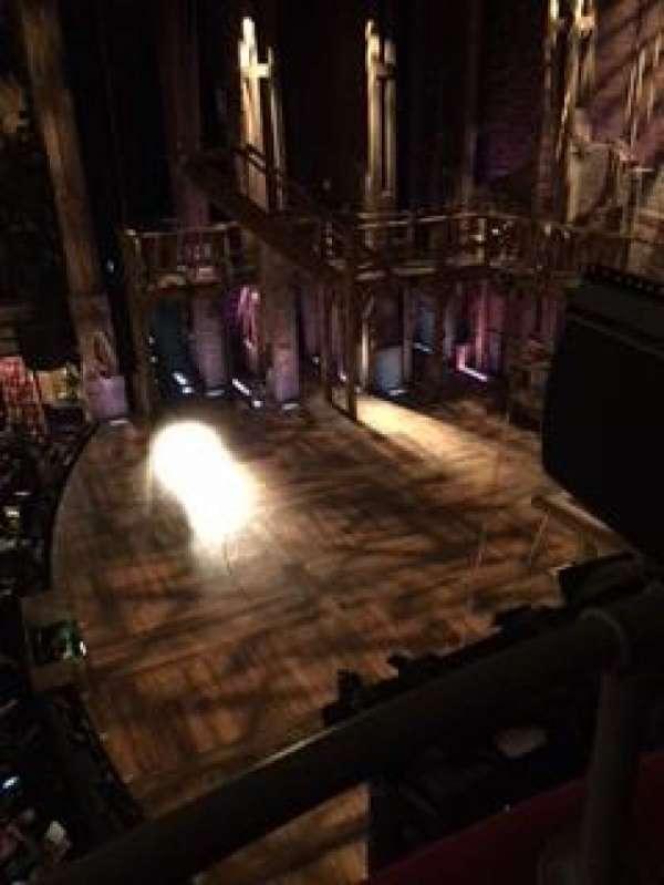 richard rodgers theatre, secção: Box G, lugar: 1