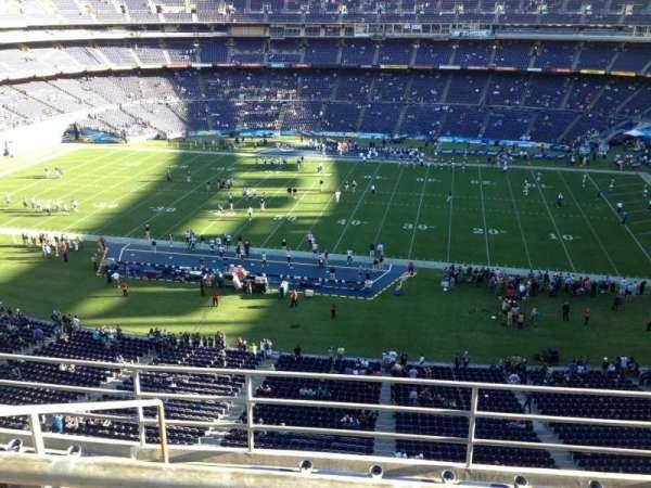 San Diego Stadium, secção: V8, fila: 5, lugar: 14
