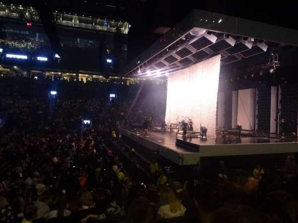 Scotiabank Arena, secção: 118, fila: 11, lugar: 15