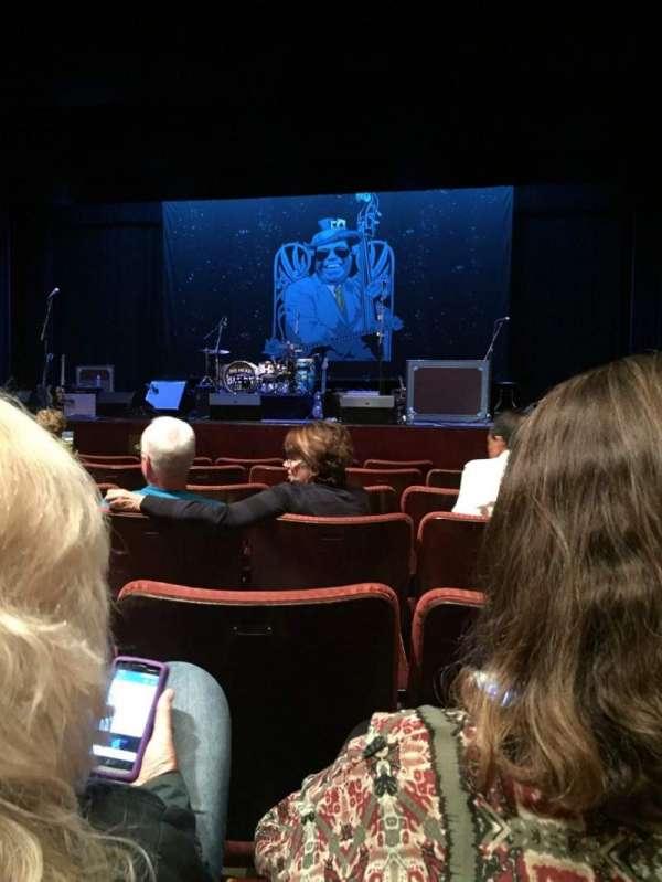 California Center For The Arts, Escondido - Concert Hall, secção: Orch, fila: G, lugar: 23