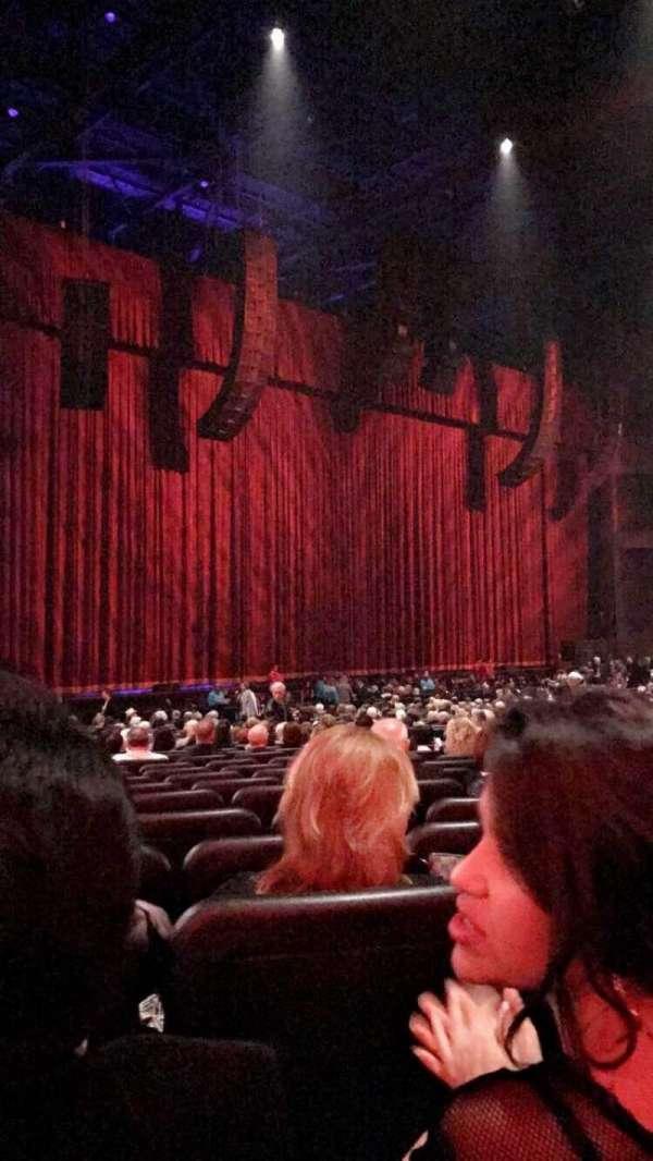 Microsoft Theater, secção: Orchestra Left, fila: CC, lugar: 509