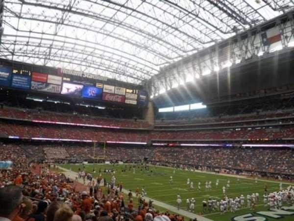 NRG Stadium, secção: 120, fila: BB, lugar: 3