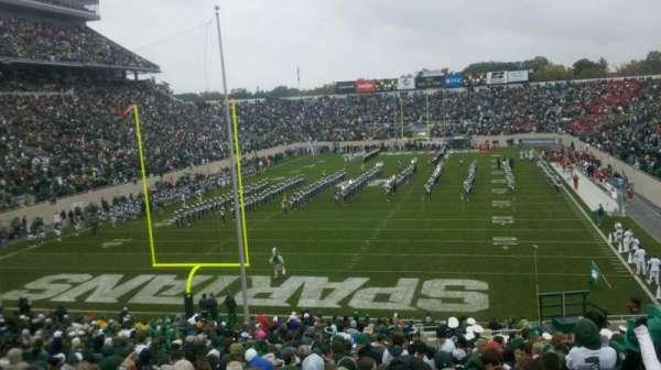 Spartan Stadium, secção: 15, fila: 39, lugar: 40