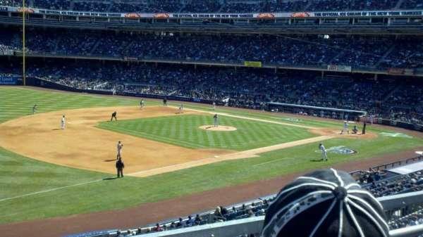 Yankee Stadium, secção: 227B, fila: 2, lugar: 24