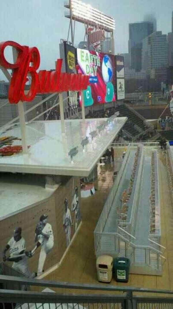 Target Field, secção: Budweiser Roof Deck
