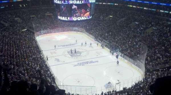 Staples Center, secção: 311, fila: 7, lugar: 25
