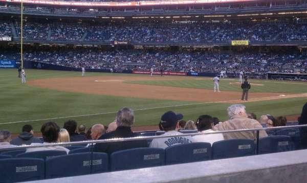 Yankee Stadium, secção: 128, fila: 12, lugar: 7